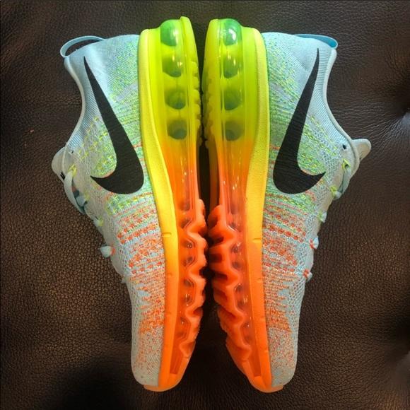 separation shoes d9988 81ecc Nike Air Max 2015 Flyknit